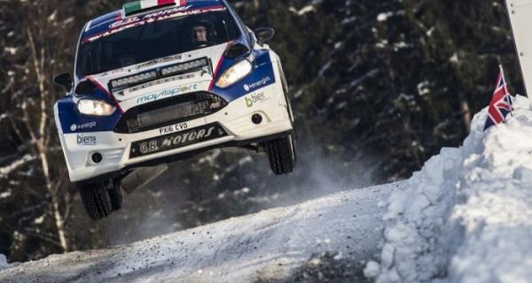 I colori Movisport risplendono sulla neve svedese