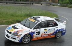 Pini-Pellegrini (M.P. Rally) verso il Valtellina per difendere il titolo di classe IRC