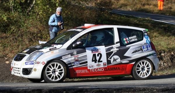 Al Rally Lana entra nel vivo la stagione di Collecchio Corse