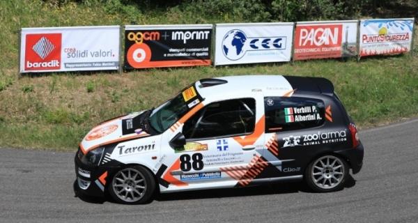 Doppio podio per Publi Sport Racing al rally del Casentino