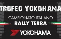 Nasce il Trofeo Yokohama, abbinato all'Italiano Rally Terra