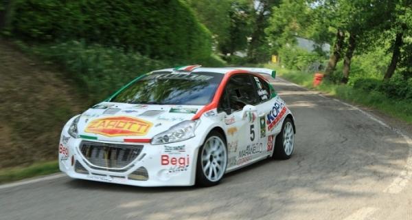 A Monza gara-test per Roberto Vellani (Maranello Corse)