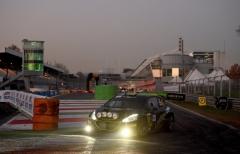 Il 'pistaiolo' romagnolo Babini al Monza Rally Show con una 208 R5 by Power Car