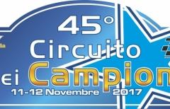 Ecco il 45° Circuito dei Campioni, che lo show abbia inizio!