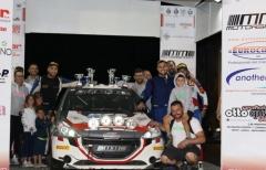 Thomas Paperini la speranza di Maranello Corse nell'International Rally Cup