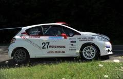 L'anno d'oro di Sandro Schenetti: è anche 'quasi podio' nel Peugeot Competition Regional Club