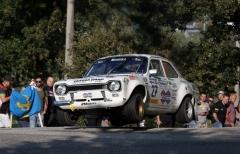 Rallylegend 2018: titani padroni dell'Historic, Galli-Romei quarti nel Myth