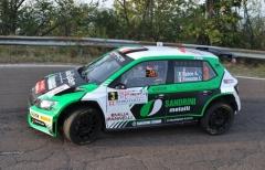 Rusce il portabandiera X-Race Sport al Casentino