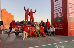 Dakar 2020: Schiumarini-Gaspari, missione compiuta!