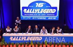 Il Rallylegend 2018 entra nel vivo, tutte le info sulla chiusura delle strade