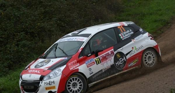 Maranello Corse vice campione CIR 2 Ruote Motrici e nel trofeo Peugeot