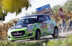 Tante novità per la Suzuki Rally Cup 2019
