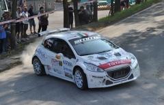 MM Motorsport porta Milioli-Maletti all'esordio al Monza Rally Show