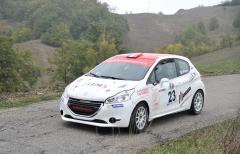 Un Appennino Reggiano in chiaroscuro per Bierremotorsport-SportAuto Manicardi