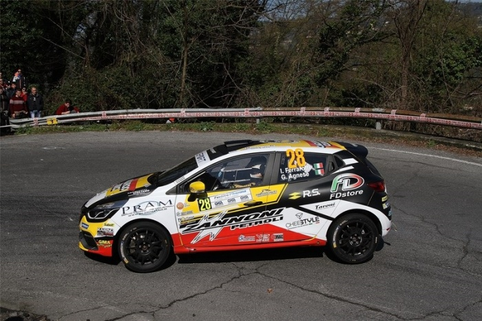 Best Racing Team senza fortuna al rally dei Laghi