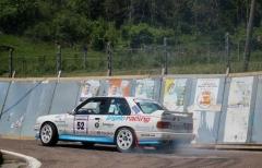Maranello Corse al Monza Rally Show Historic con Visintainer-Francinelli (BMW M3)