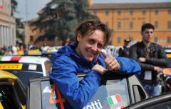 Ferrarotti arrembante all'esordio nella serie R Italian Trophy