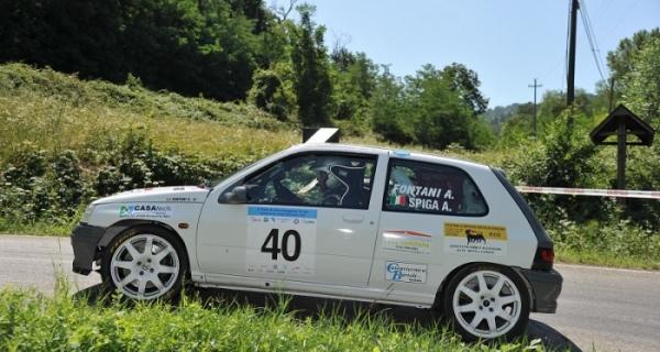 Publi Sport Racing con Aldo Fontani alla finale di Coppa Italia
