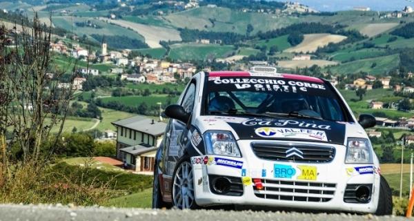 Collecchio Corse con Pini-Pellegrini a Como per il titolo di classe della Michelin Zone Rally Cup