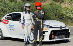 Collecchio Corse all'assalto della GR Yaris Rally Cup con De Antoni-Musiari