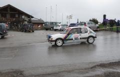 Grimaldi (PubliSport Racing) svetta in 9° Divisione al Dolomiti Revival