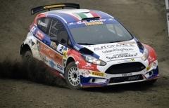 Dalmazzini pigliatutto: suo anche il Trofeo R5 del Motor Show!