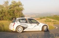 Maranello Corse al Trofeo Maremma con una Peugeot 207 S2000 per Forieri-Alicervi