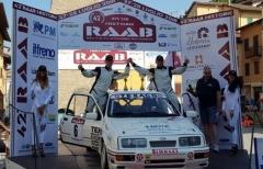 Sette gare in programma per Gabriele Rossi nel 2019