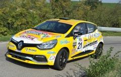 Al rally dei Laghi l'esordio stagionale di Ivan Ferrarotti (Best Racing Team)