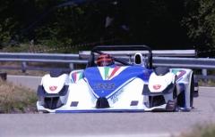Manzoni (Racing Team Drago) incisivo anche all'Alpe Nevegal