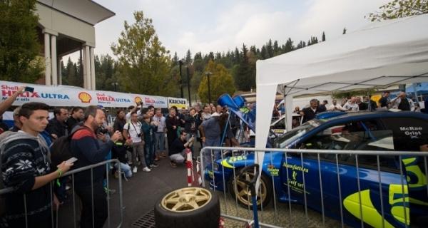 Febbre alle stelle per il Rallylegend 2017