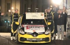 Clio R3 Top: Ferrarotti sbanca Verona e chiude secondo nel trofeo
