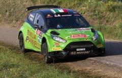 Antonio Rusce (X-Race Sport) da applausi per il bronzo nel TRA ed il 4° posto assoluto nel CIR