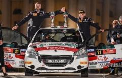 Trofeo 208 Top, 2Valli: Guglielmini, il sogno continua, Cogni quasi out