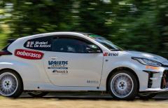 Collecchio Corse pronta all'esordio nella GR Yaris Rally Cup