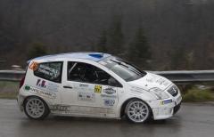 Turrini-Bucciarelli, al rally Abeti è vietato fallire
