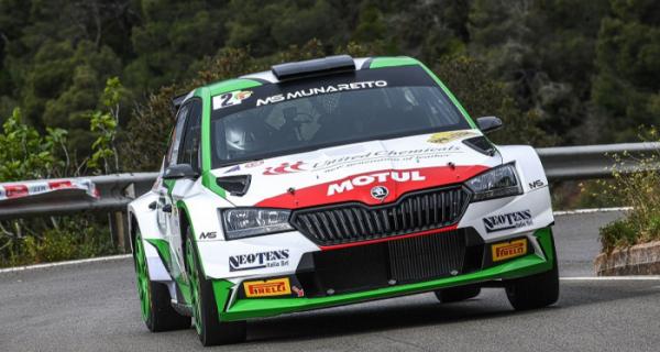 CIWRC, Elba: bronzo Carella, Grani in top-10, Ferrarotti KO
