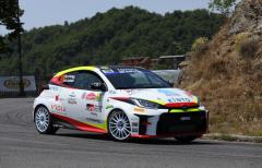 GR Yaris Rally Cup, 1000 Miglia: bronzo Rivia, Grossi ai piedi del podio