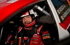 Antonio Rusce (X-Race Sport) con l'attrazione Polo all'attacco del CIR