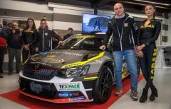 Marcello Razzini all'ora X: venerdì l'esordio nel Campionato Italiano Rally