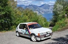 PubliSport Racing con Grimaldi-Torreggiani alla 'verifica' del Dolomiti Historic di regolarità sport