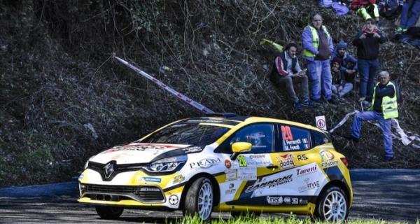 Trofeo Clio R3 Top, Ciocco: Ferrarotti riparte alla grande