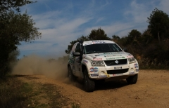 Scuderia Malatesta arrembante al via del tricolore Cross Country con Lolli-Forti