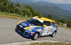 Suzuki Rally Cup, 2Valli: Rivia a caccia del passaporto per la finale di Como