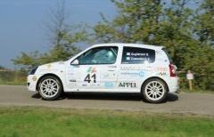 Maranello Corse nell'IRC con Giacomo Guglielmini per essere protagonista  in classe R2 e nel trofeo Peugeot Rally 208