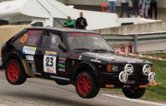 Motor Show: Bianchini e Brusori partono bene, Tonelli e Rosati out