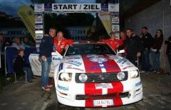 Brilla in Austria la stella della mitica Mustang di Ravaglioli (Top Driver)