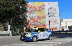 Suzuki Rally Cup, Targa Florio: Rivia, il successo sfuma in volata