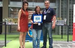 Liverani ancora a podio nell'Ecorally di Mendola di Bolzano