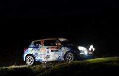 Suzuki Rally Cup: al 2Valli Rivia chiude terzo